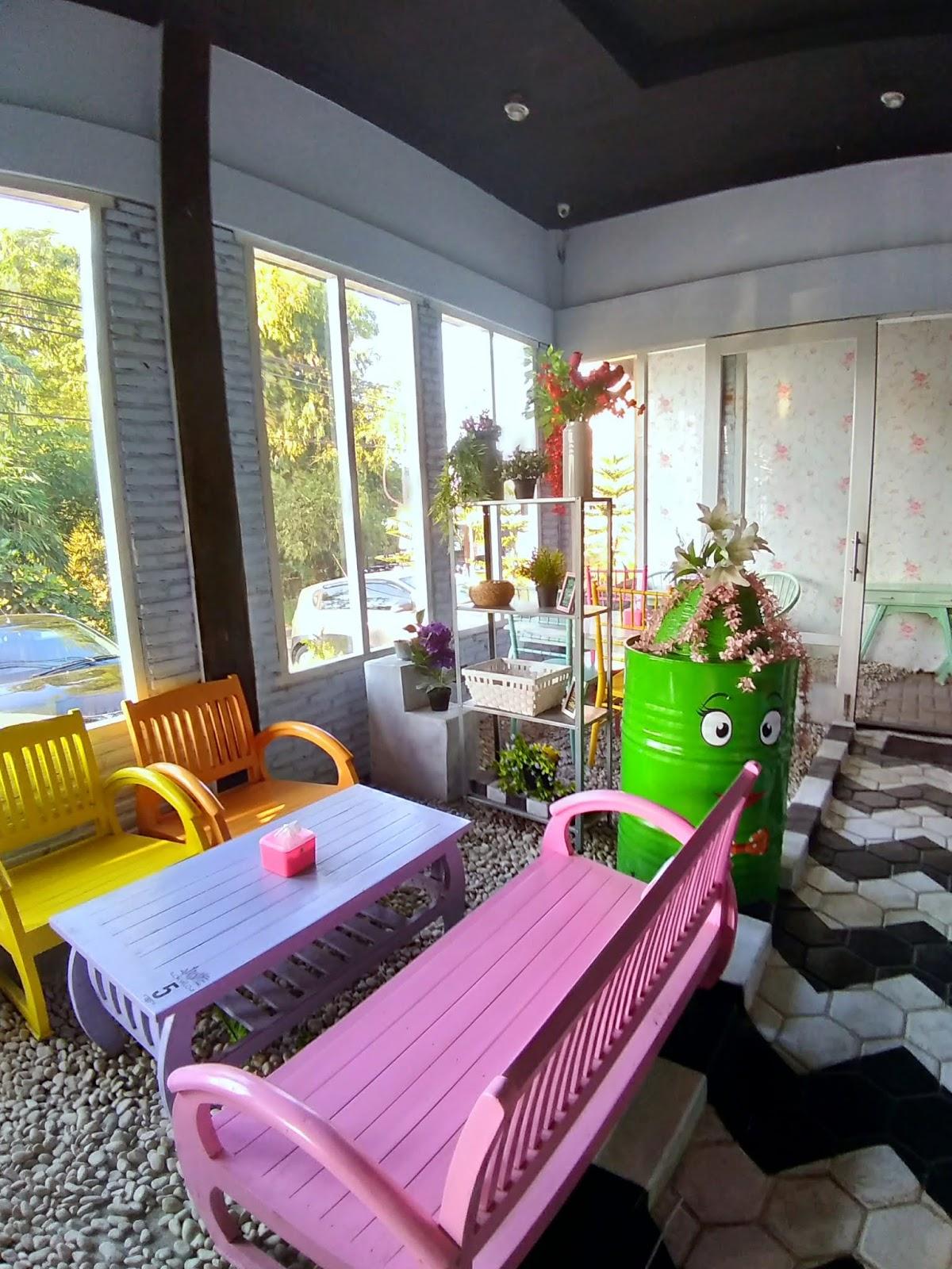 Camilo Colours And Garden  - Pilihan Cafe Bernuansa Alam Di Malang
