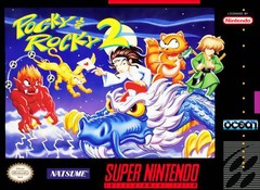 Pocky & Rocky 2 SNES Prices