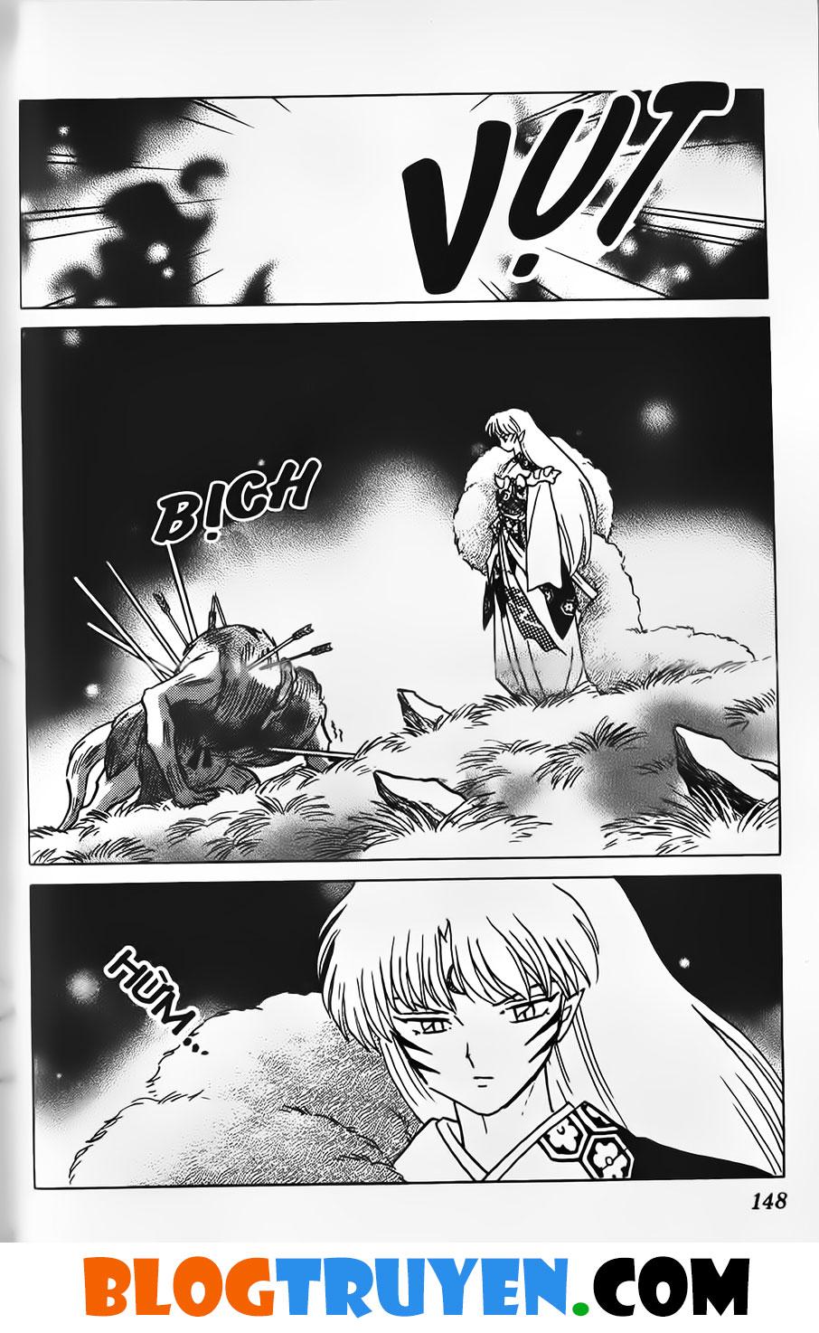 Inuyasha vol 30.8 trang 17