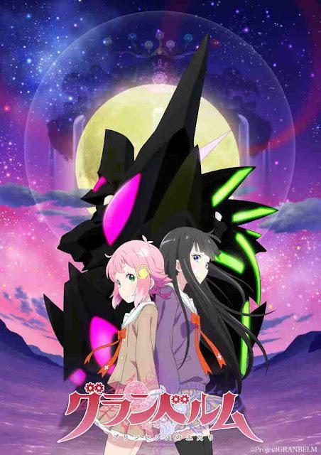 "Eir Aoi Mengisi Opening Theme Anime Baru ""Granbelm"""