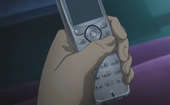 Phoenix Wright's cell phone in Dual Destinies