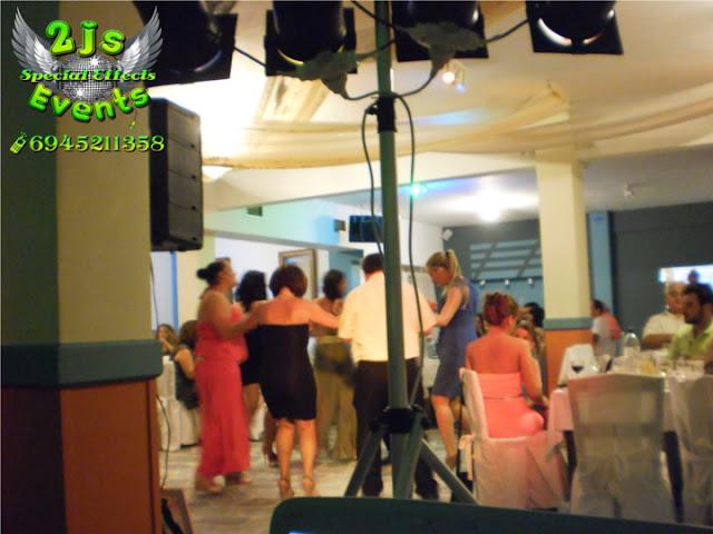 DJ ΒΑΦΤΙΣΗ ΣΥΡΟΣ SYROS2JS EVENTS