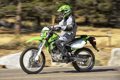 Harga Motor KLX 250 Baru dan Bekas 2019