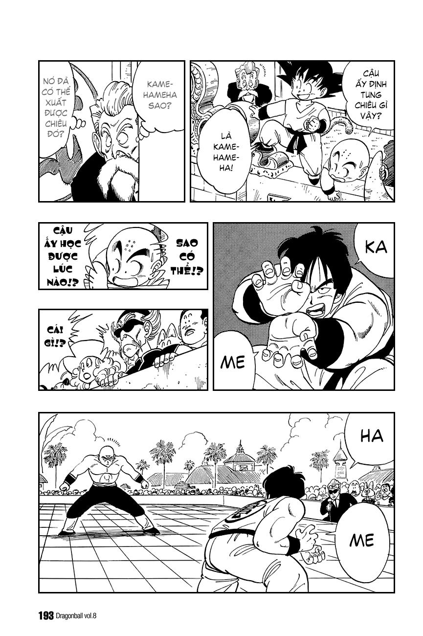 Dragon Ball chap 117 trang 13