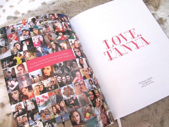 Love Tanya Book