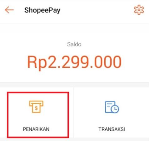 2 Cara Mencairkan Uang Dari Shopeepay Ke Rekening Bank Shukan Bunshun