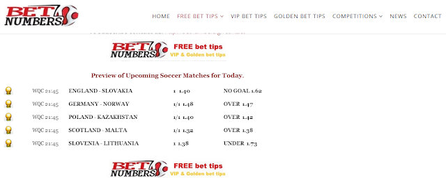 News Bet: Useful Pages and Tips