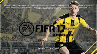 FTS Mod FIFA17 Ultimate v3 by Zulfie Zm Apk + Data Android