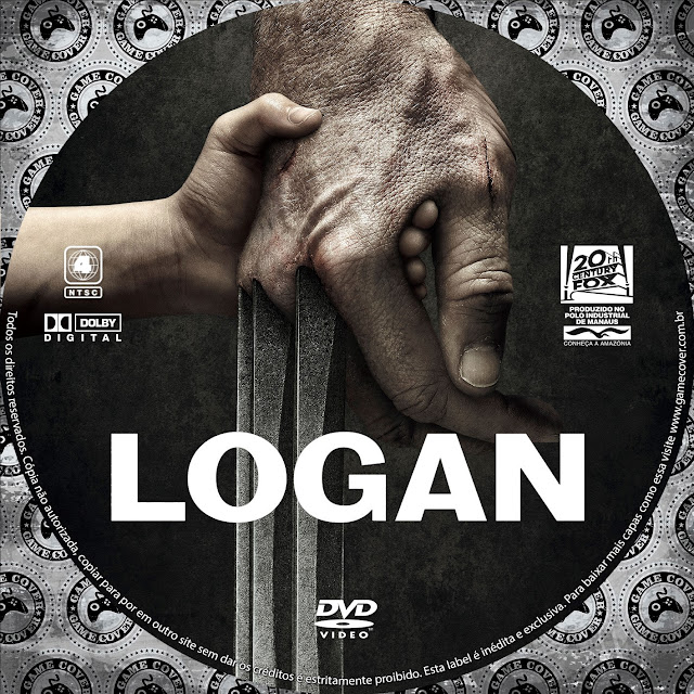 Label DVD Logan [Exclusiva]