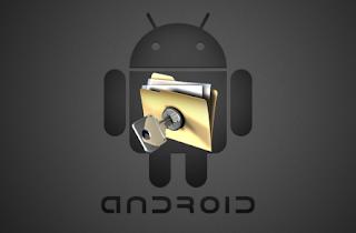 cara menyembunyikan file di android tanpa aplikasi