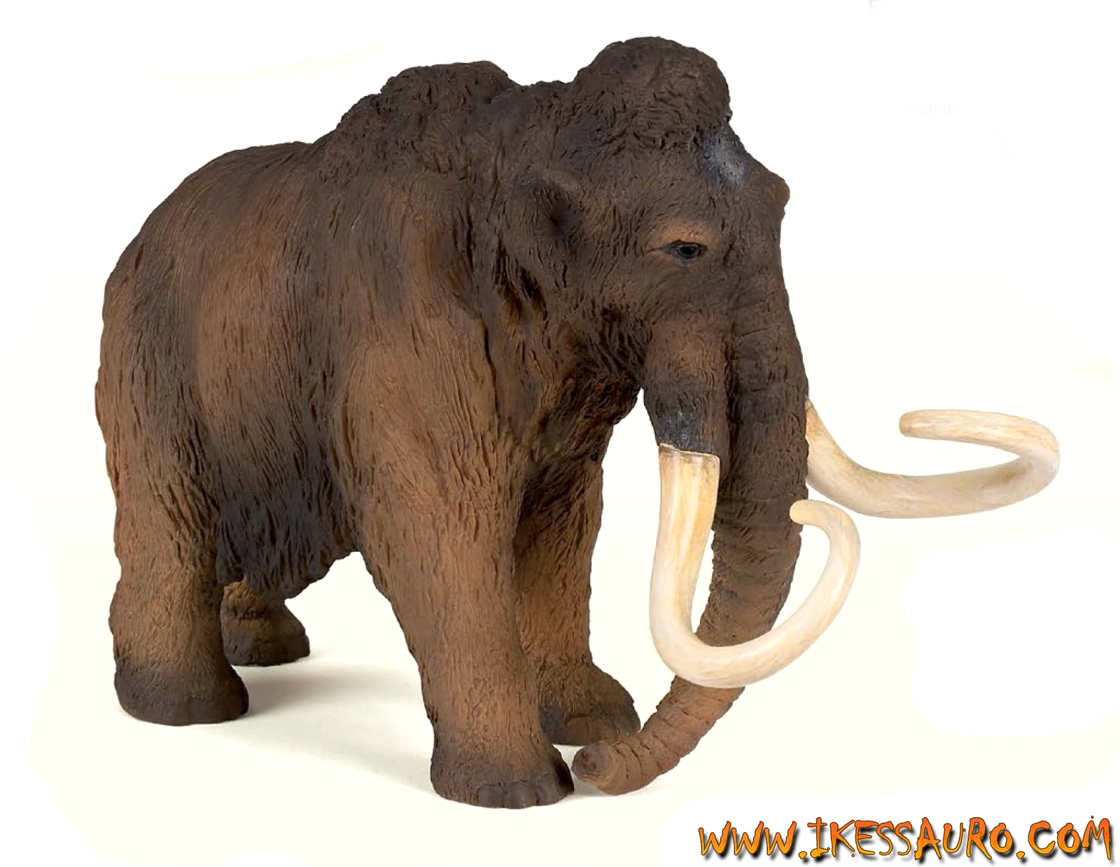 Papo Woolly Mammoth