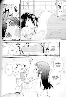 """Manga: Reseña de """"Nen ne no ne"""" de Shizuku Totono y Daisuke Hagiwara - Norma Editorial"""