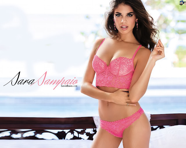 Sara Sampaio HD Wallpapers