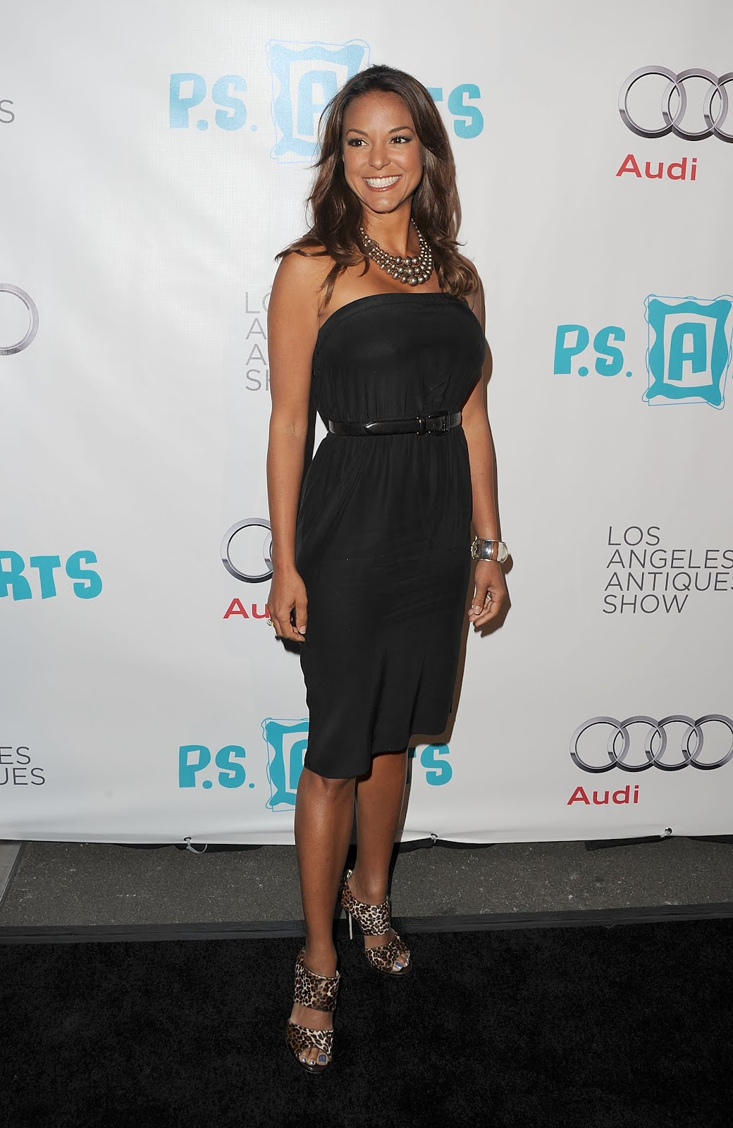 Celebrity Feet: Eva LaRue  Celebrity Feet:...