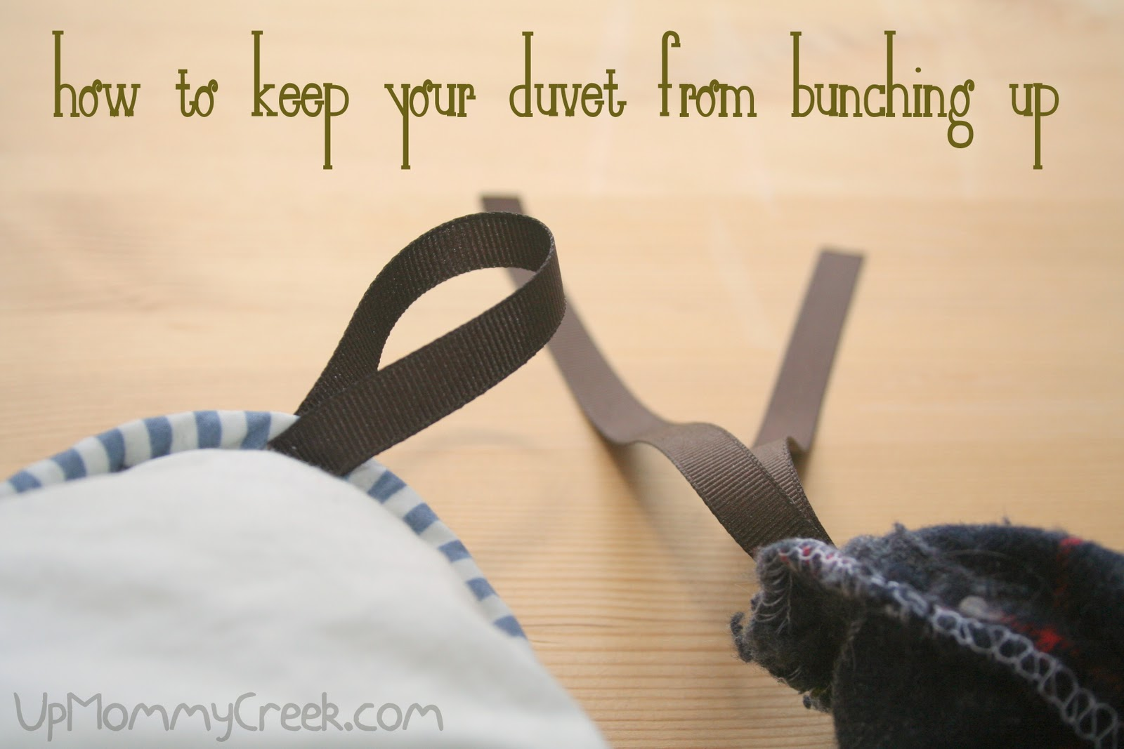 Handy Tip How To Keep Your Duvet From Bunching Up