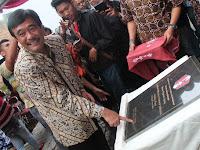 "Djarot Wagub DKI Kunjungi Malang, Relawan Siapkan Slogan ""Timbang Mumet Mending Pancet"""