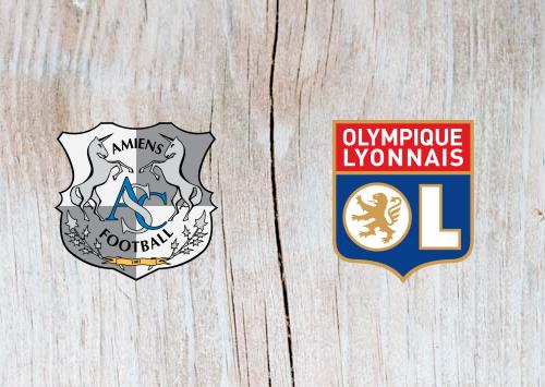 Amiens vs Lyon - Highlights 23 January 2019