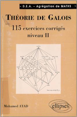 Télécharger Livre Gratuit Théorie de Galois, 115 exercices corrigés niveau 2 pdf