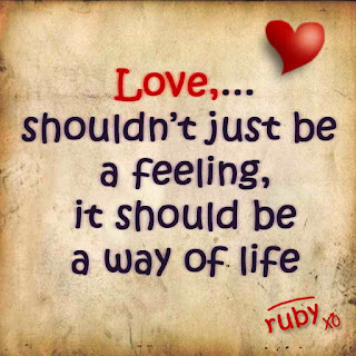 Feeling Of Love English Whatsapp Dp Images