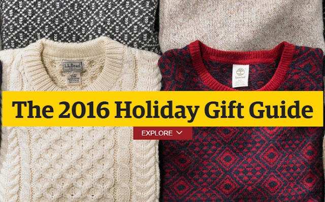 Outside Presents the 2016 Holiday Gift Guide