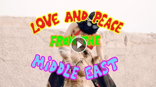ozzie wright otis carey love and peace from the middle east