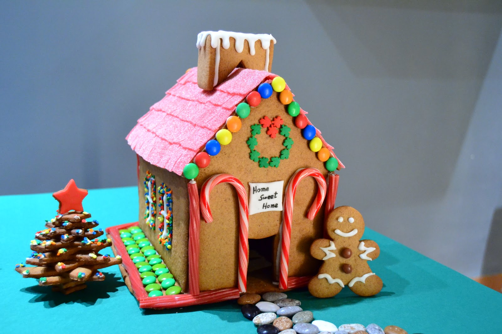La chica de la casa de caramelo: Casita de jengibre