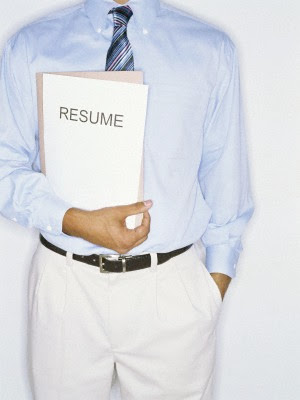 how to write a ministry resume'