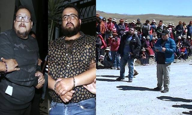 ¿Quiénes son los hermanos Frank y Jorge Chávez Sotelo?