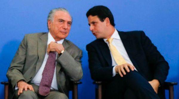 Dimite ministro brasileño por tensiones entre Temer y el PSDB