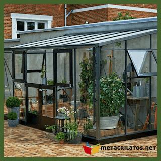 Invernaderos De Policarbonaro Proyecto perfecto para amantes de jardineria