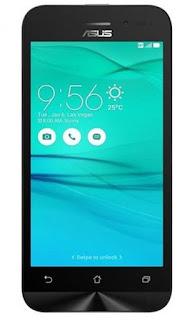Cara Flash Asus Zenfone Go X014D Via ADB Fastboot