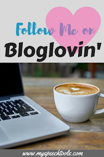 bloglovin' my speech tools