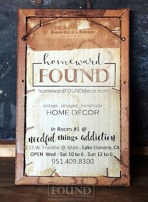 visit the homewardFOUND shop!