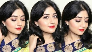 Easy Festive Makeup for Diwali | Lifestyle Colors Fest