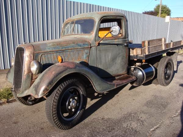 1937 Ford Truck Flatbed | Auto Restorationice