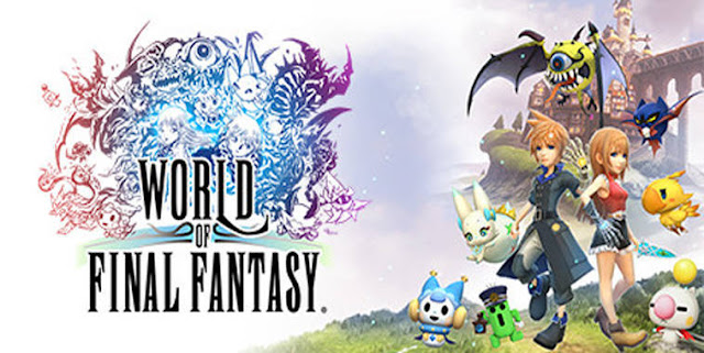 Free Download World of Final Fantasy Day One Edition Repack PC Game