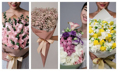 florist malaysia, girl flower, girl, women bouquet, flower bouquet