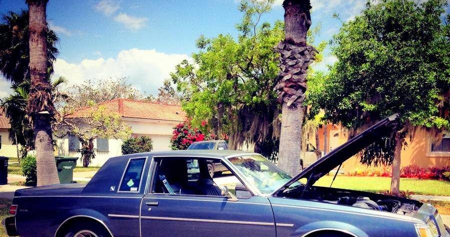 1987 Buick Regal Turbo Grand National - Turbo Tuesday