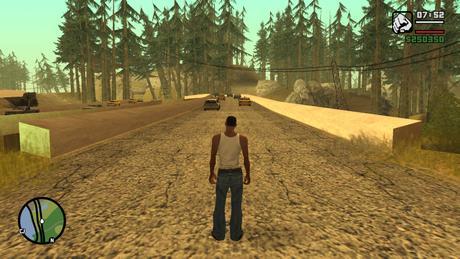 GTA San Andreas Gameplay screenshot PC