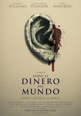 TODO EL DINERO DEL MUNDO - Cartel