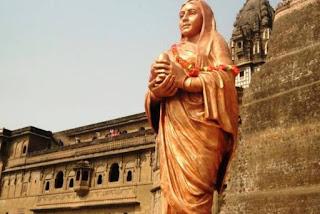 महारानी अहिल्याबाई होल्कर की प्रेरक जीवनी Maharani Ahilyabai Holkar Biography in Hindi