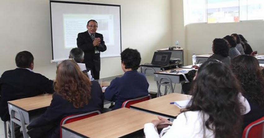 MINEDU realizará hoy videoconferencia sobre la Evaluación del Desempeño Docente - www.minedu.gob.pe