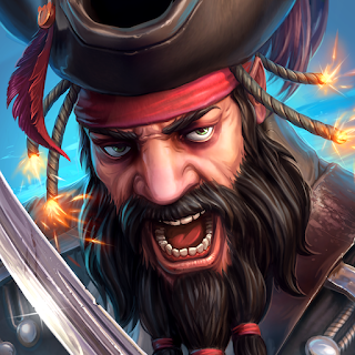 Pirate Tales: Battle for Treasure v1.43 Mod Apk (High damage + def up to 10x)