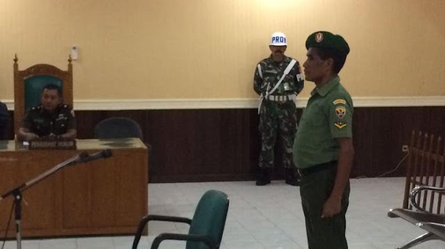 Edan Serda Dua TNI AD 30x Setubuhi 2 Anak Kandung Hingga Hamil , Aksi Bejatnya Terungkap Karena Anaknya Menangis Kesakitan.
