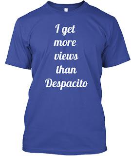 funny t shirt despacito