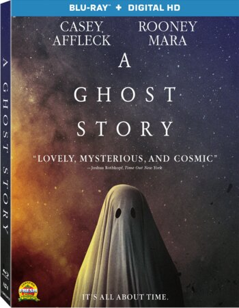 A Ghost Story (2017) Dual Audio Hindi 720p BluRay x264 800MB Movie Download