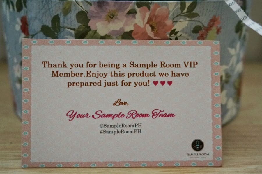 Sample Room VIP Membership