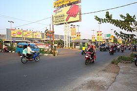 Jalan Tole Iskandar Kota Depok