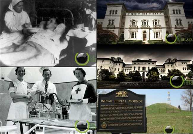 10 Rumah Sakit Angker dan paling Menakutkan di Dunia