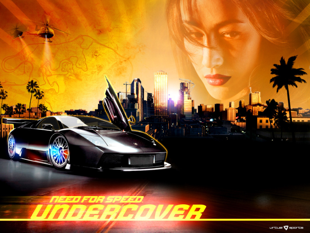 Need For Speed: Undercover Apk (PSP)